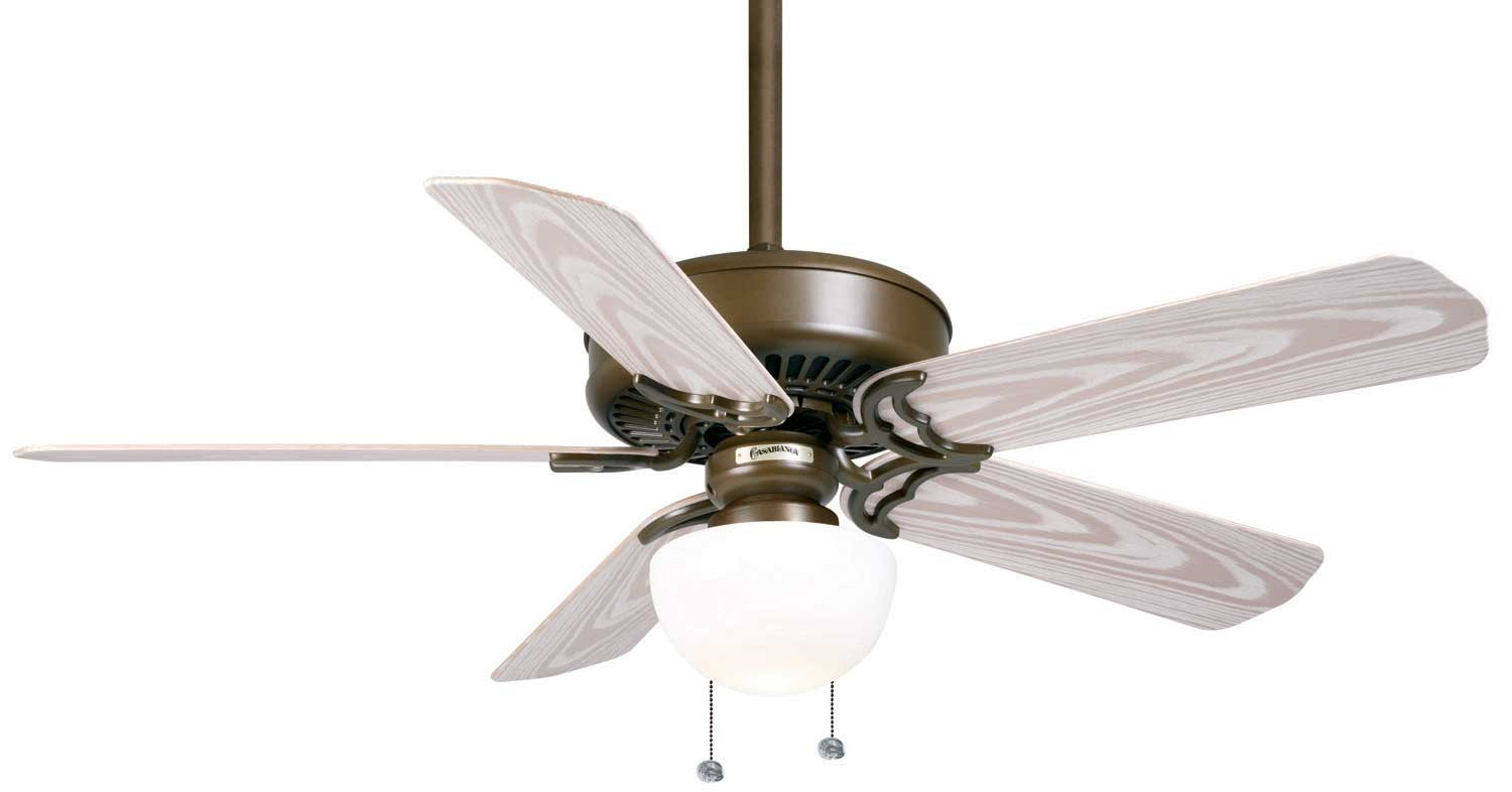Casablanca Panama Ceiling Fan And Lighting Collection