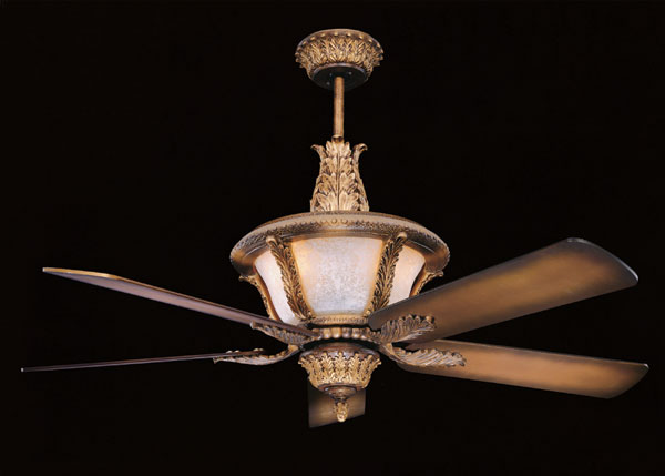 Fansunlimited concord grecian isle ceiling fan old world leather blades mozeypictures Images
